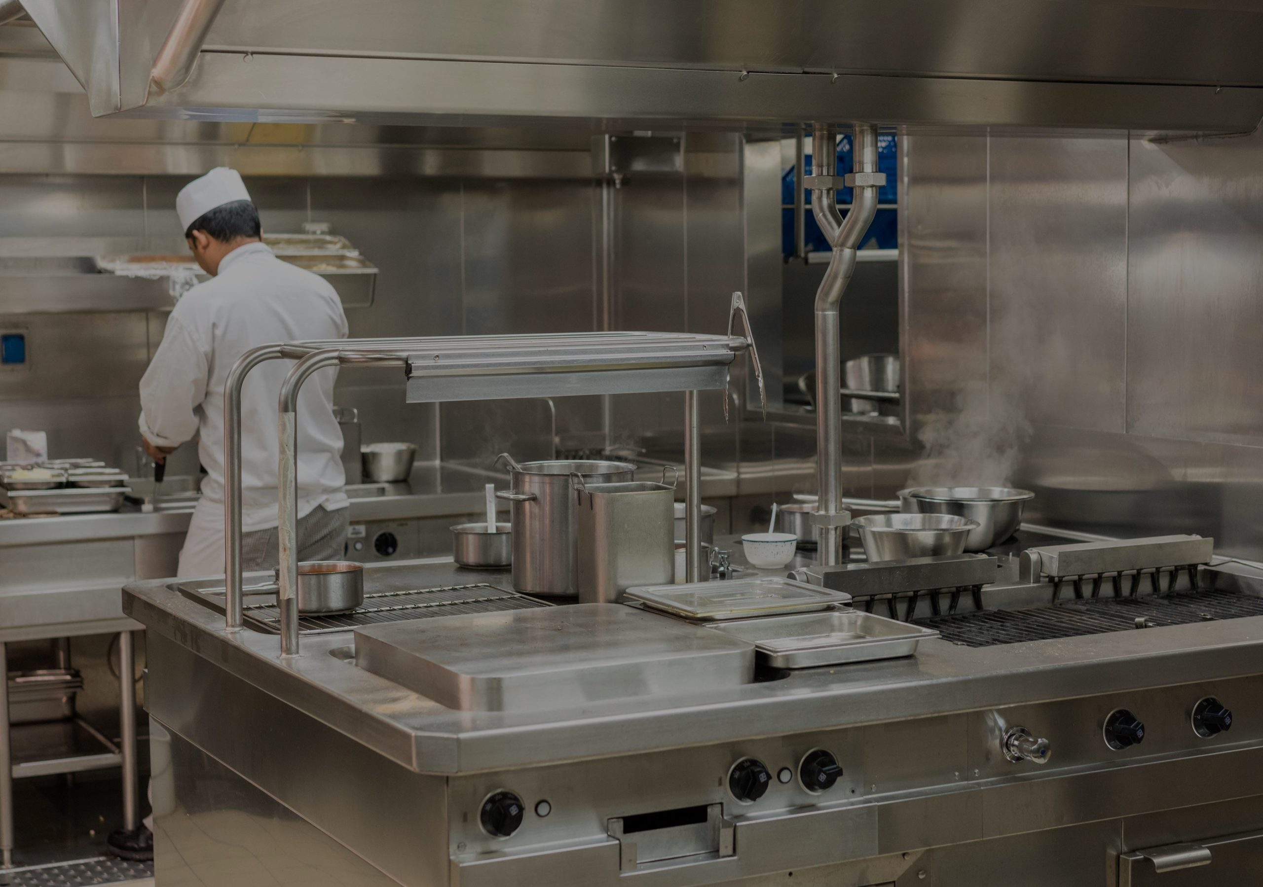 Commercial Kitchen Cleaning singapore scaled