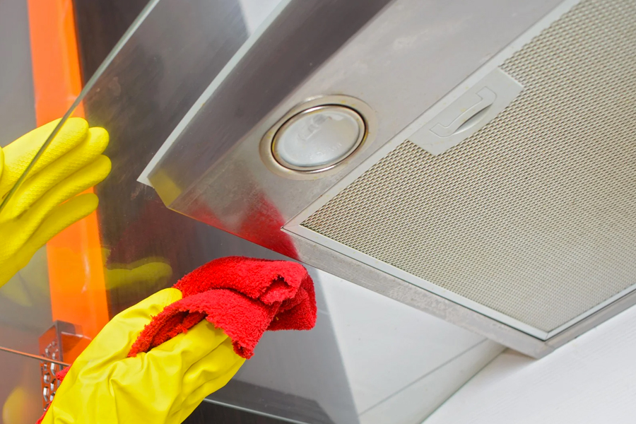 cooker hood cleaning