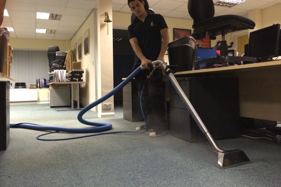 officer carpet cleaning