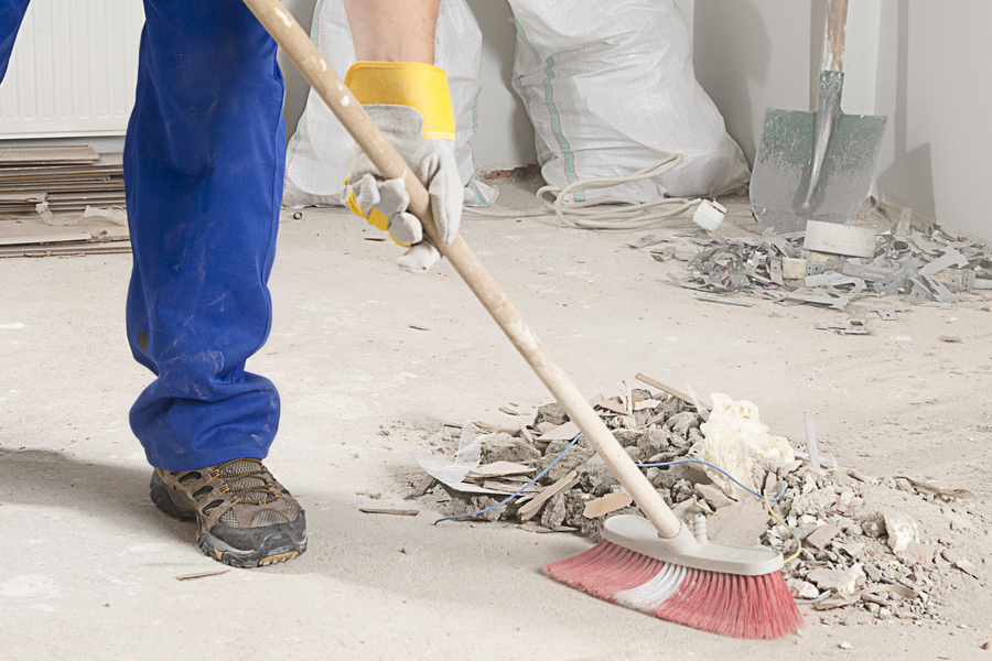 renovation cleanup singapore